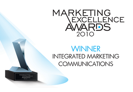 Marketing Excellence Award